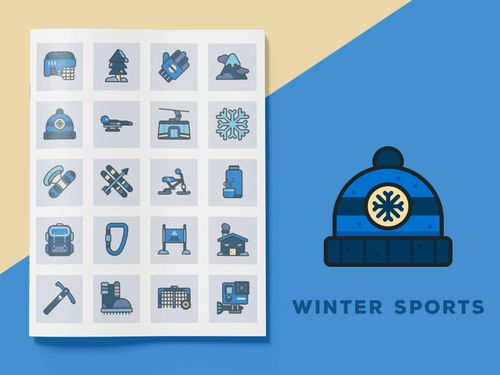 freebie_wintersportsicons_500