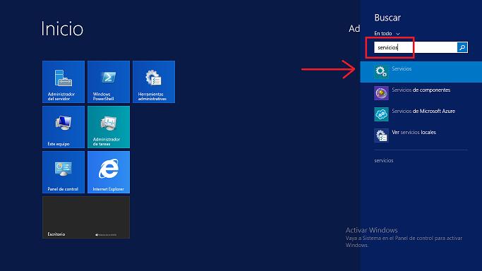 Activar Audio o Sonido En Windows Server 2012