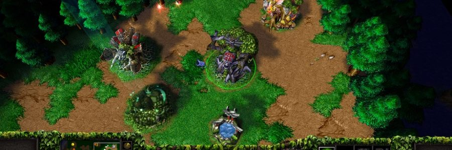 Warcraft III 1.29 PRT Soporte para Resolución Wide
