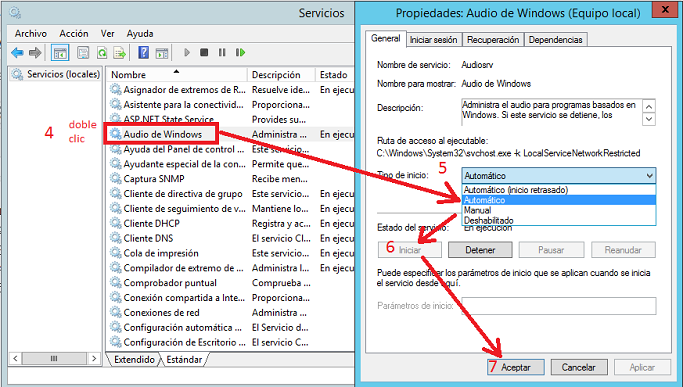 activar-audio-windows-server